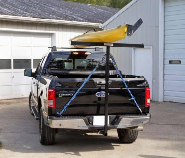 Together, the Extend-A-Truck, Turbo Rack, and Kayak Blocks work as one system.