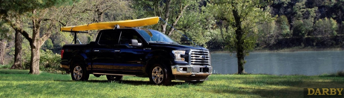 Truck Accessories | Extend-A-Truck | Turbo Rack Roof Mount | Bed Extender | Kayak Mount Block